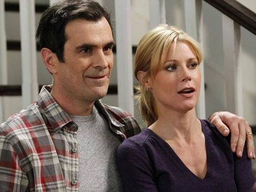 Ty Burrell went on to become one of the great television dads of all-time on Modern Family