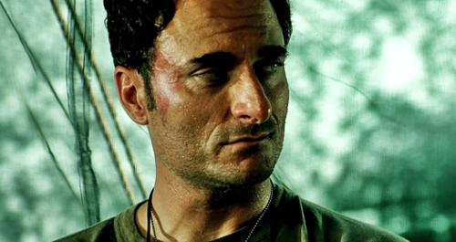 Kim Coates as Wex in Black Hawk Down