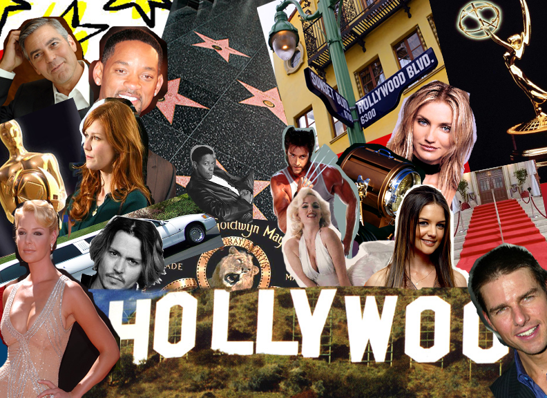 How to Make Celebrity Collage - picturecollagesoftware.com