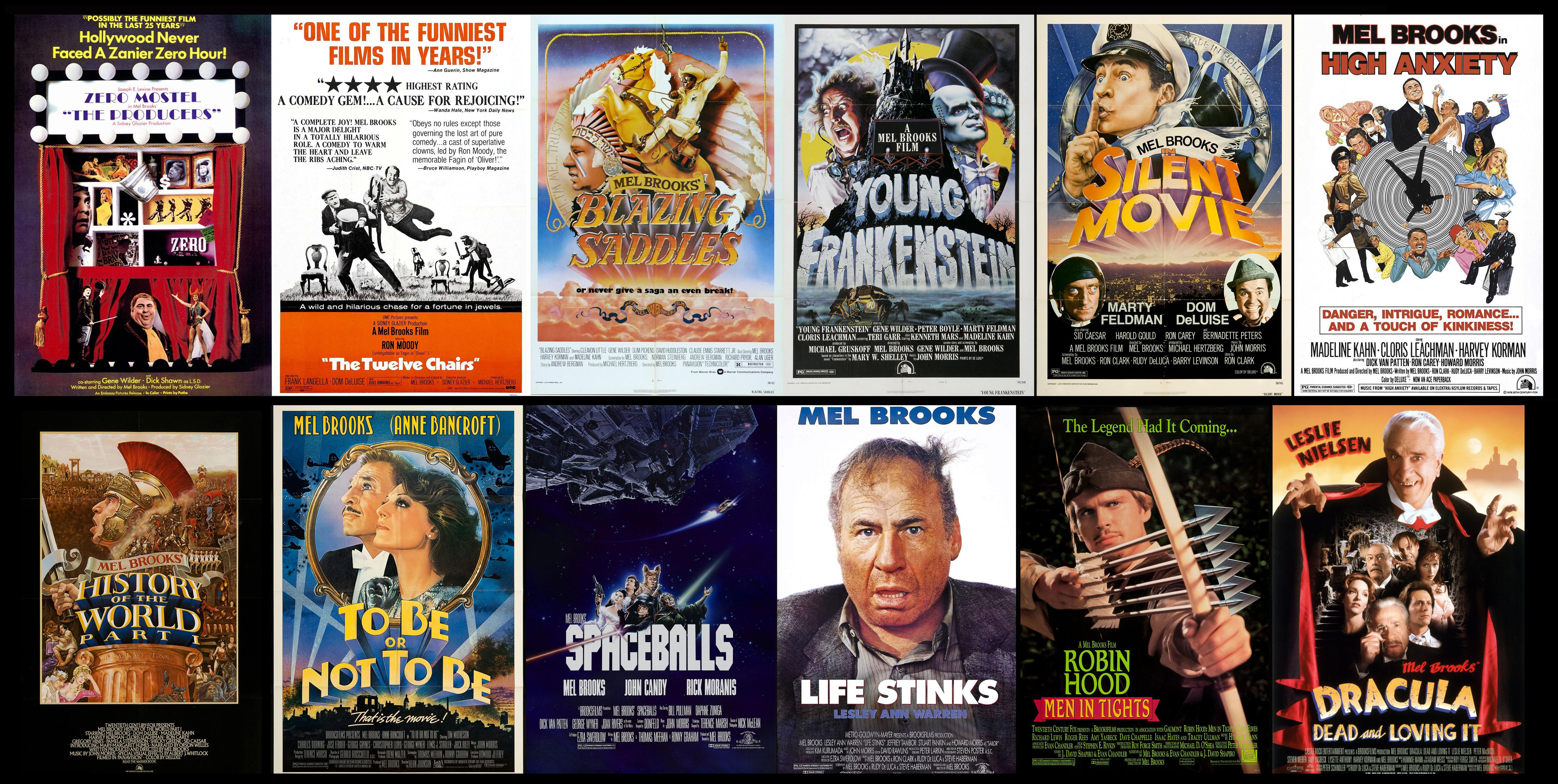 Mel Brooks Filme
