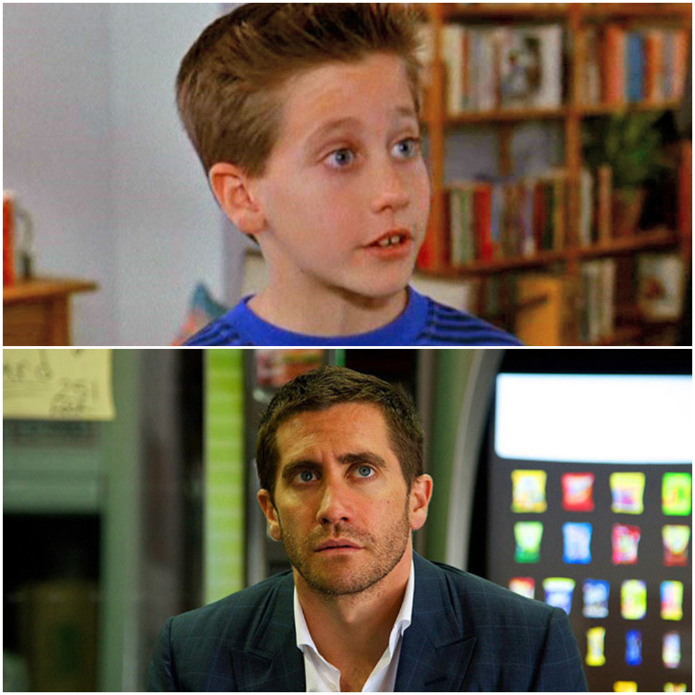 Jake Gyllenhaal says he can 'push things too far' | Daily ... |Old Jake Gyllenhaal