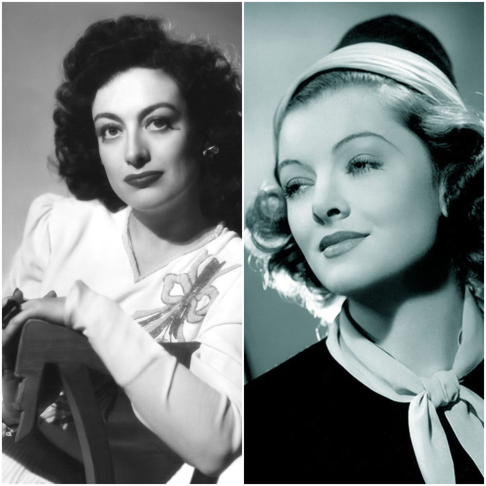 Image result for myrna loy and joan crawford