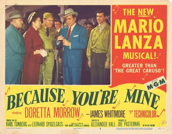 Mario Lanza Movies | Ultimate Movie Rankings