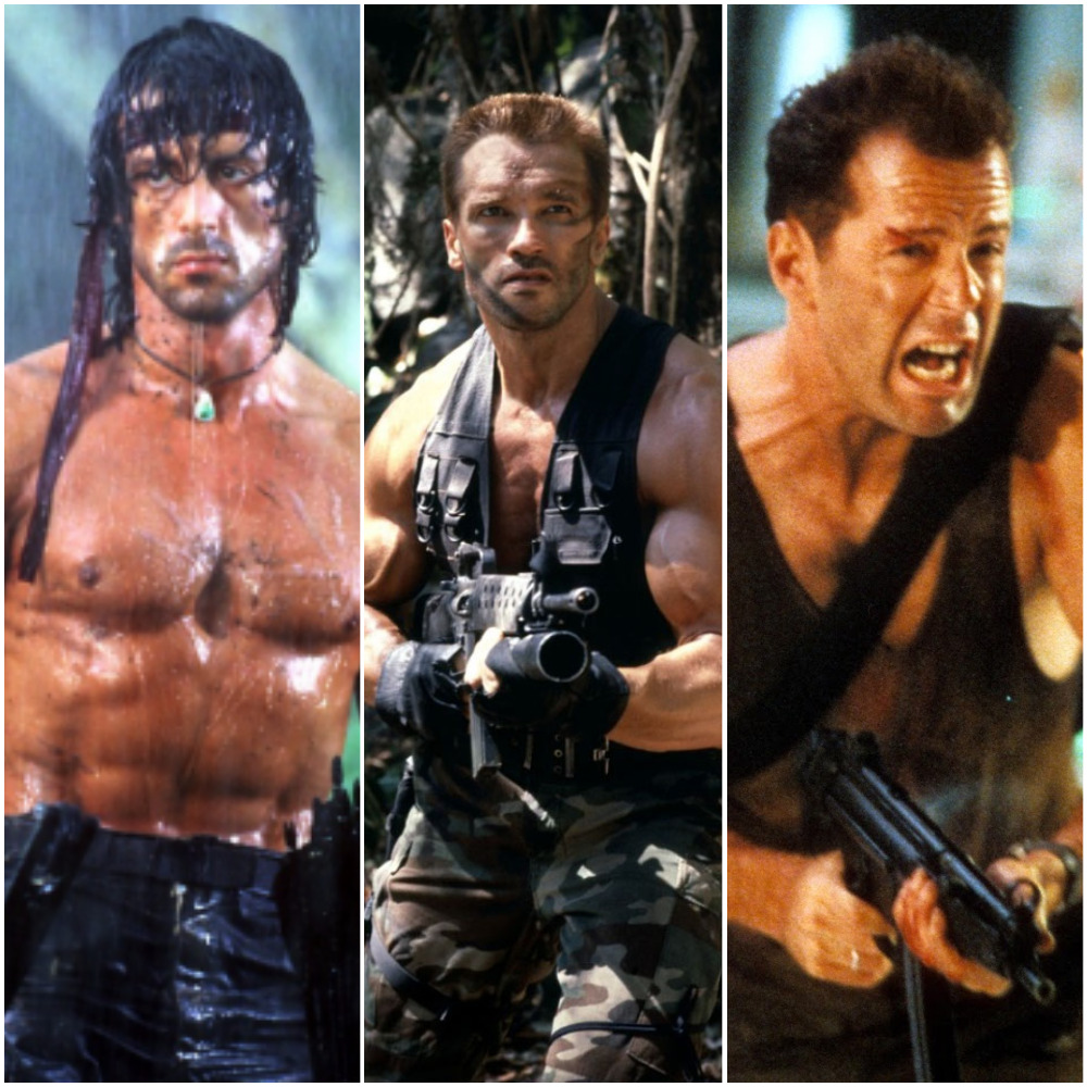 Battle of the 1980s Action Heroes | Ultimate Movie Rankings