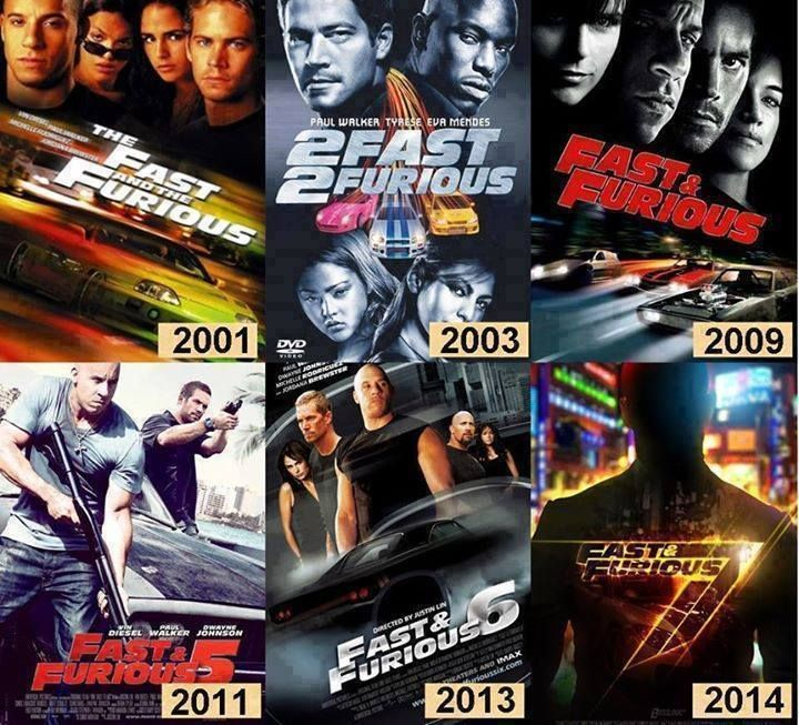 fast and furious movies umr