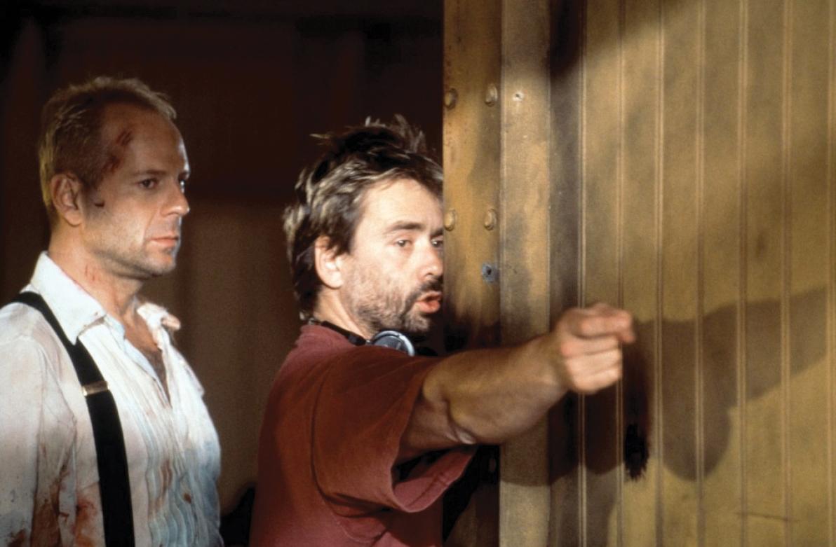 Win a bundle of Luc Besson films......
