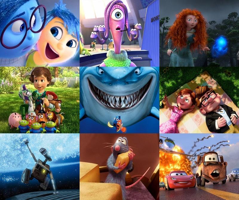 November 24th – Every Pixar/DreamWorks Trailer Added to UMR