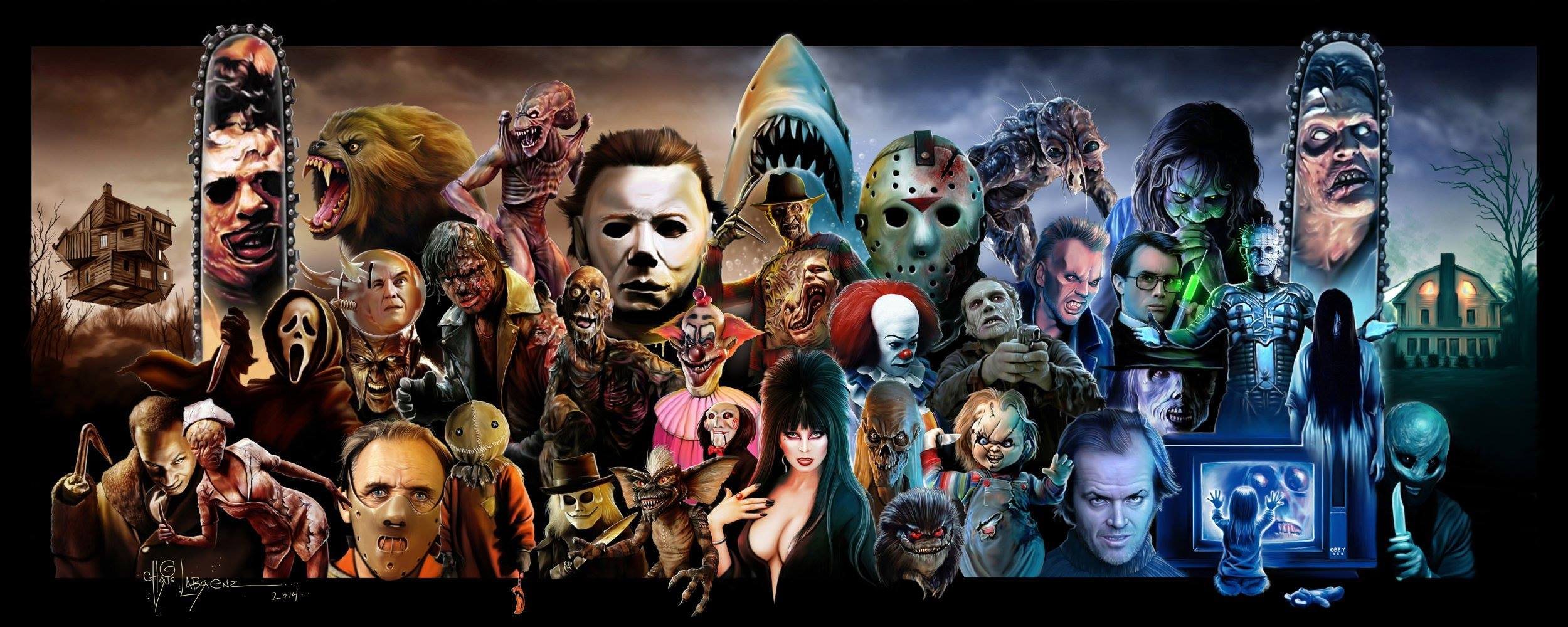 Top 100 Horror Movies Umr