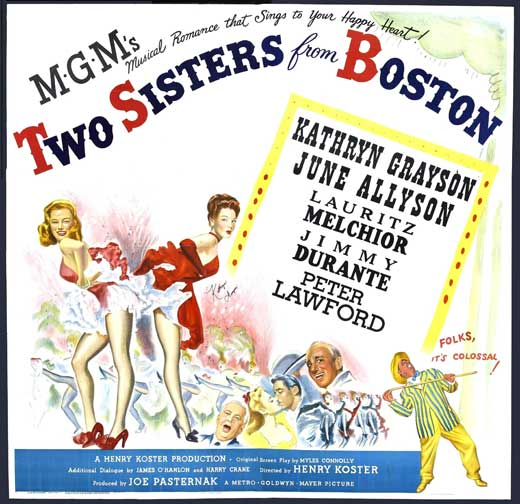 Image result for Two Sisters from Boston 1946