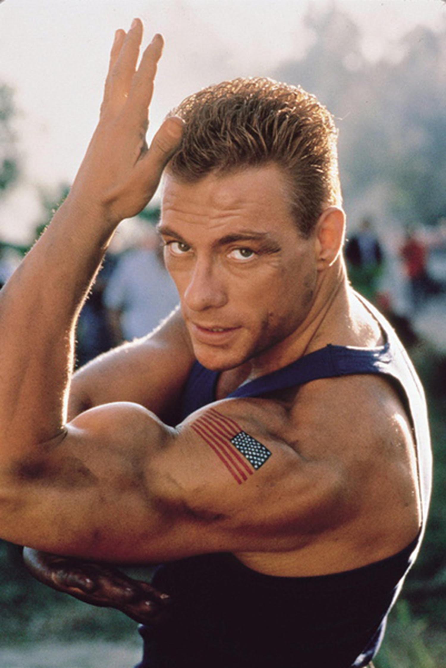 John Claude Van Damme Filme