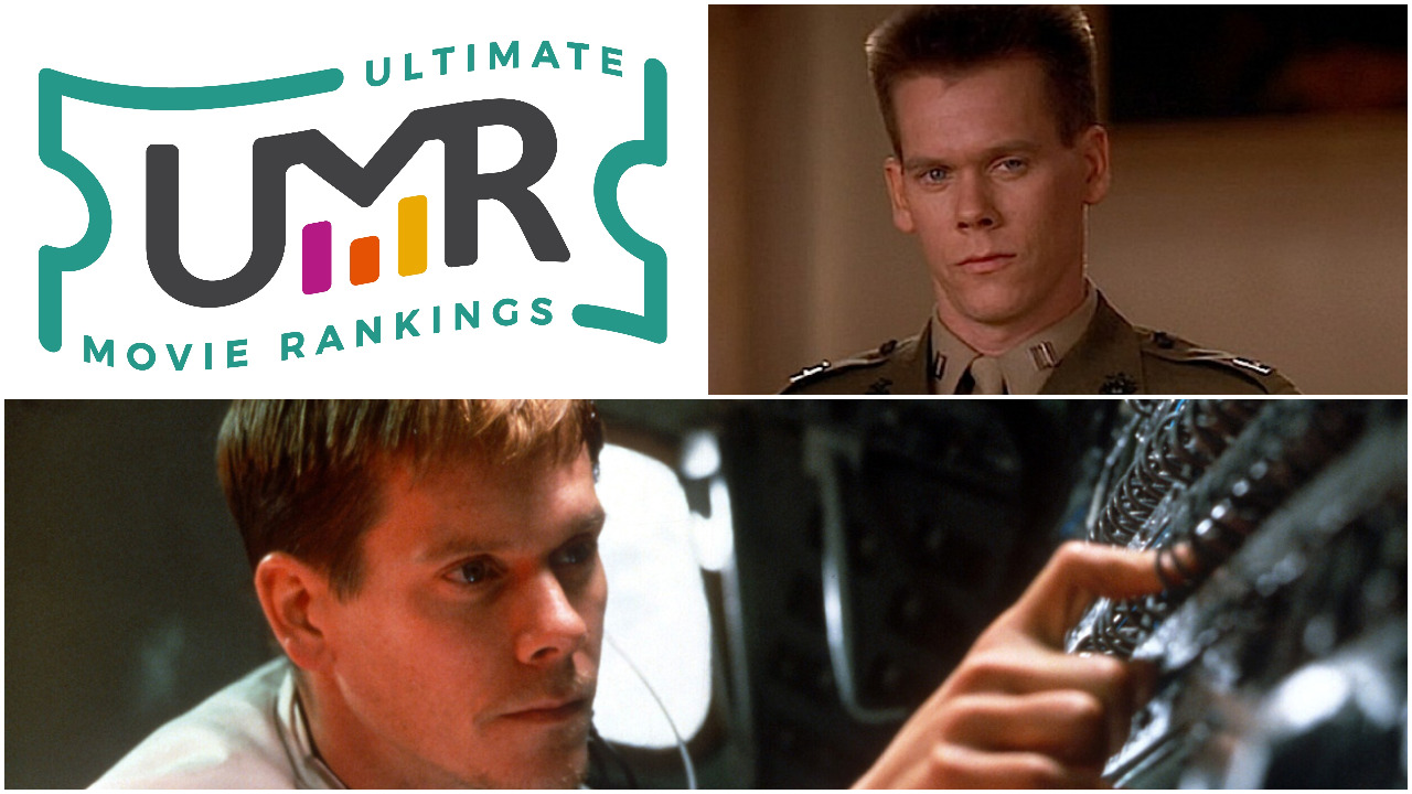 Kevin Bacon Movies Ultimate Movie Rankings