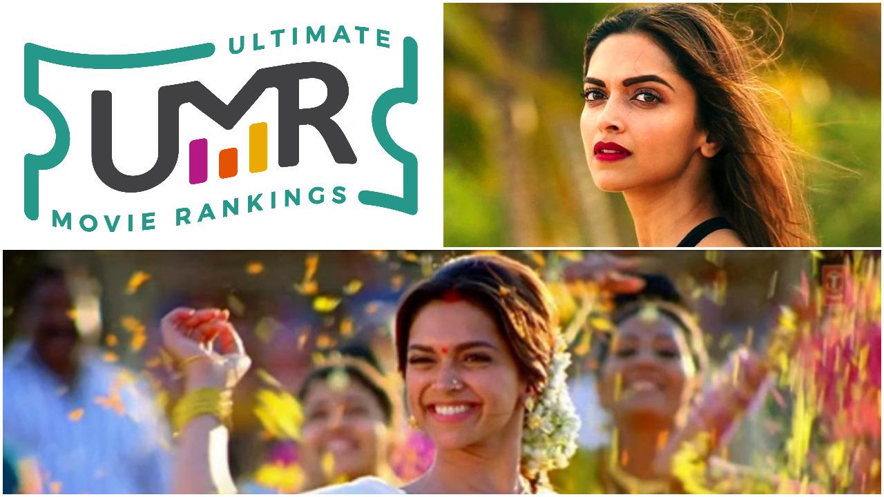 Deepika Pudokone Movies Ultimate Movie Rankings