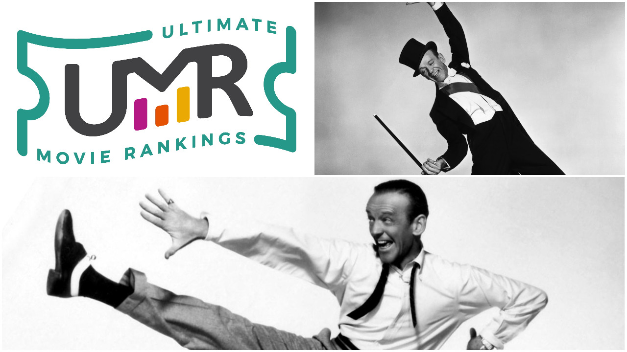Fred Astaire Movies Ultimate Movie Rankings