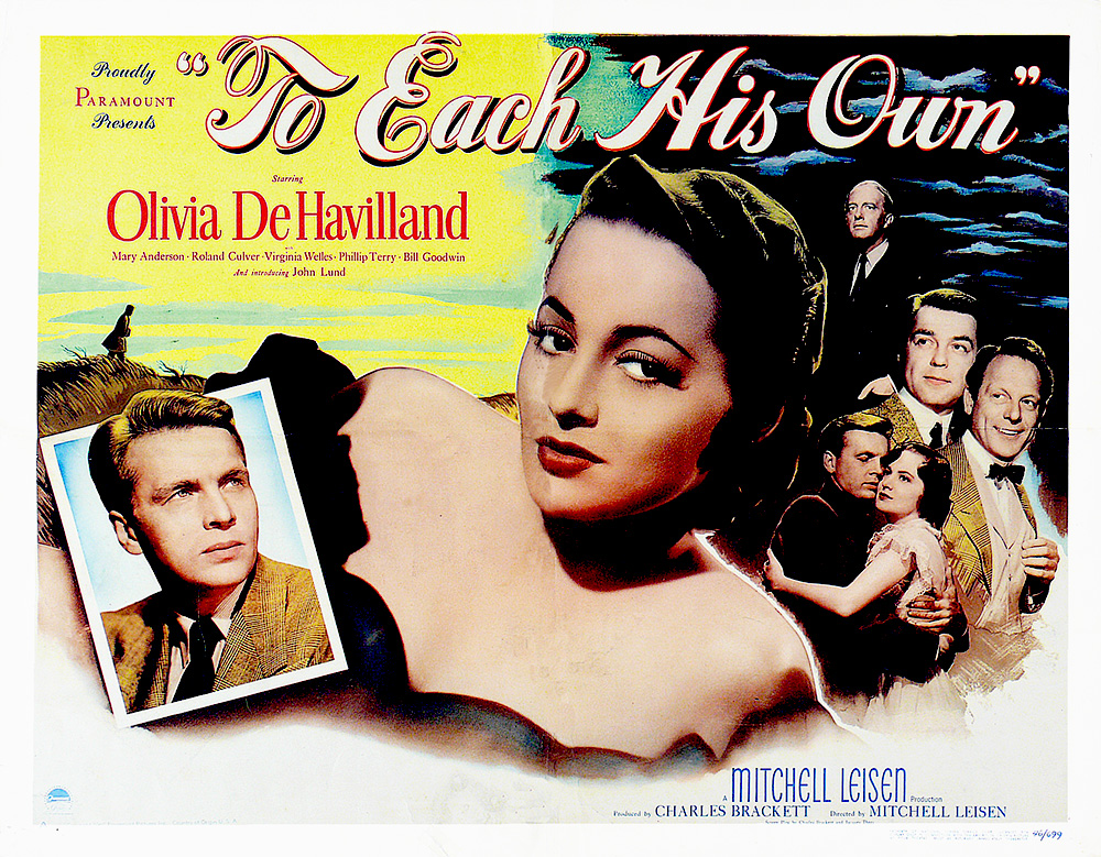 To Each His Own (1946) | Ultimate Movie Rankings