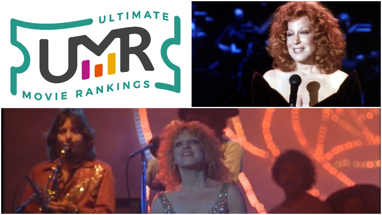 Bette Midler Movies Ultimate Movie Rankings