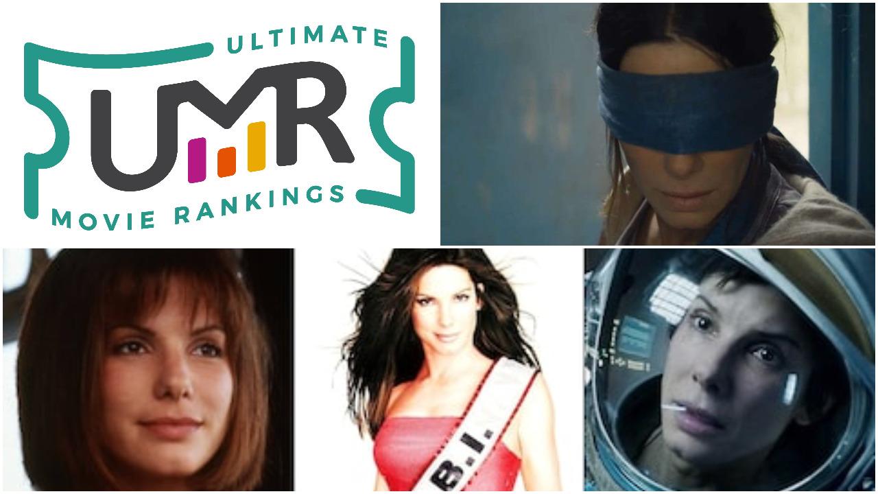 Sandra Bullock Movies | Ultimate Movie Rankings