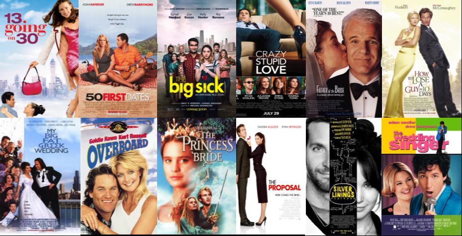 Romantic Comedy Movies   Ultimate Movie Rankings