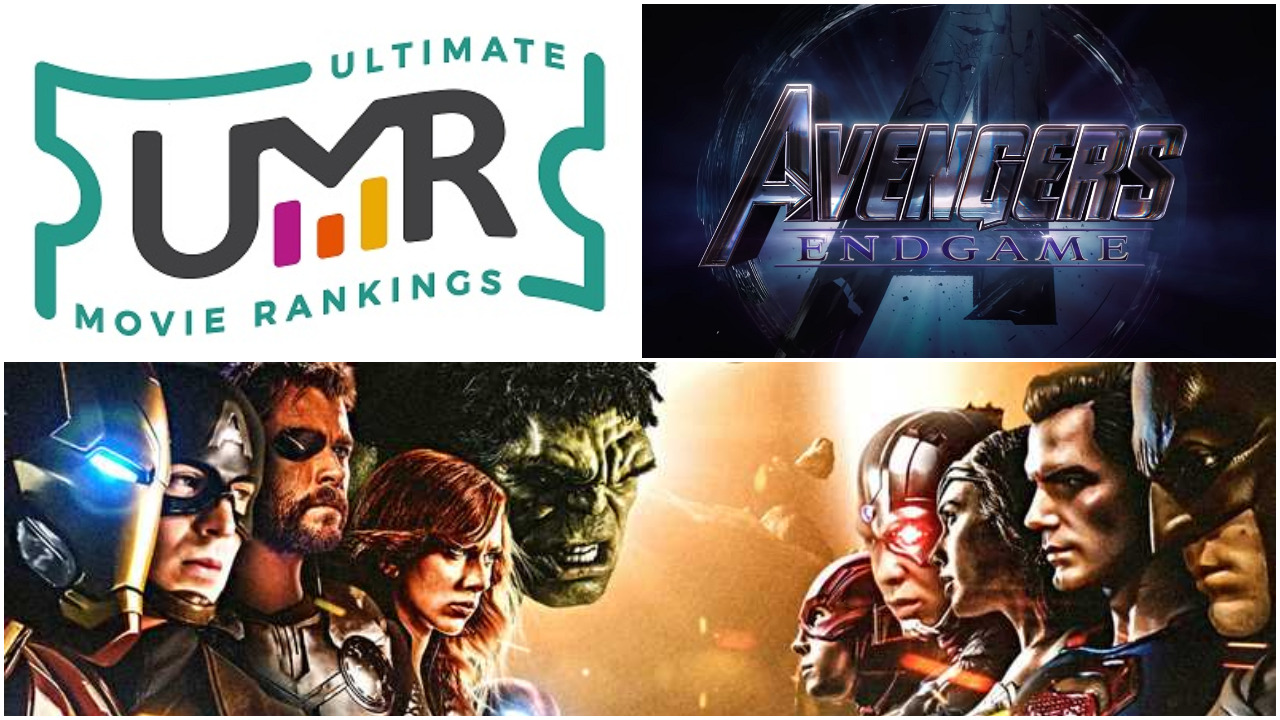 Marvel Movies vs DC Movies | Ultimate Movie Rankings