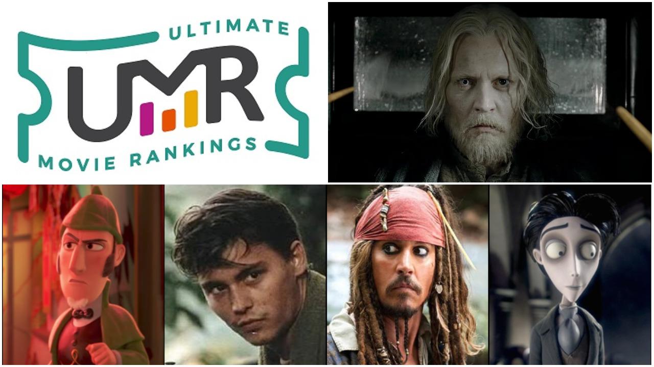 Johnny Depp Movies Ultimate Movie Rankings