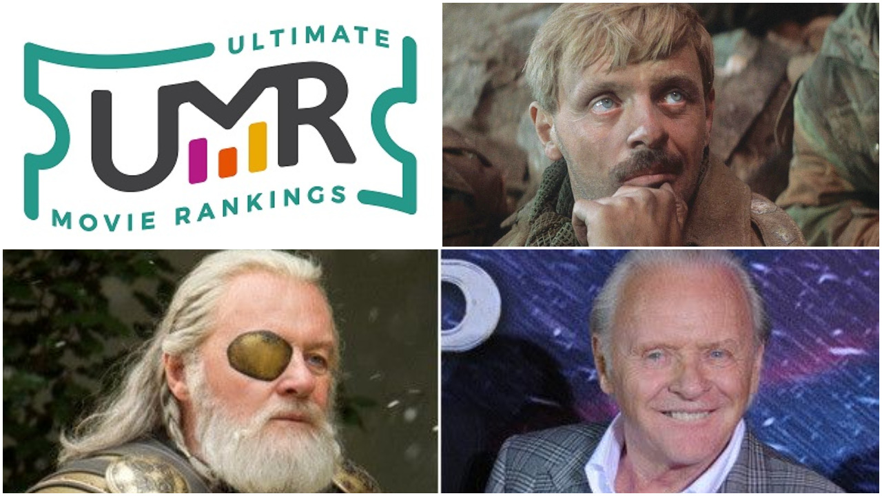 Anthony Hopkins Movies | Ultimate Movie Rankings