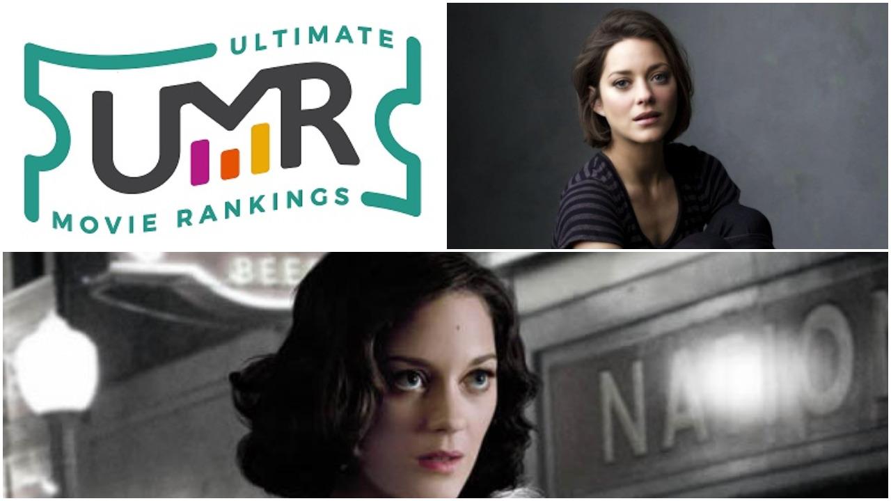 Marion Cotillard Movies Ultimate Movie Rankings