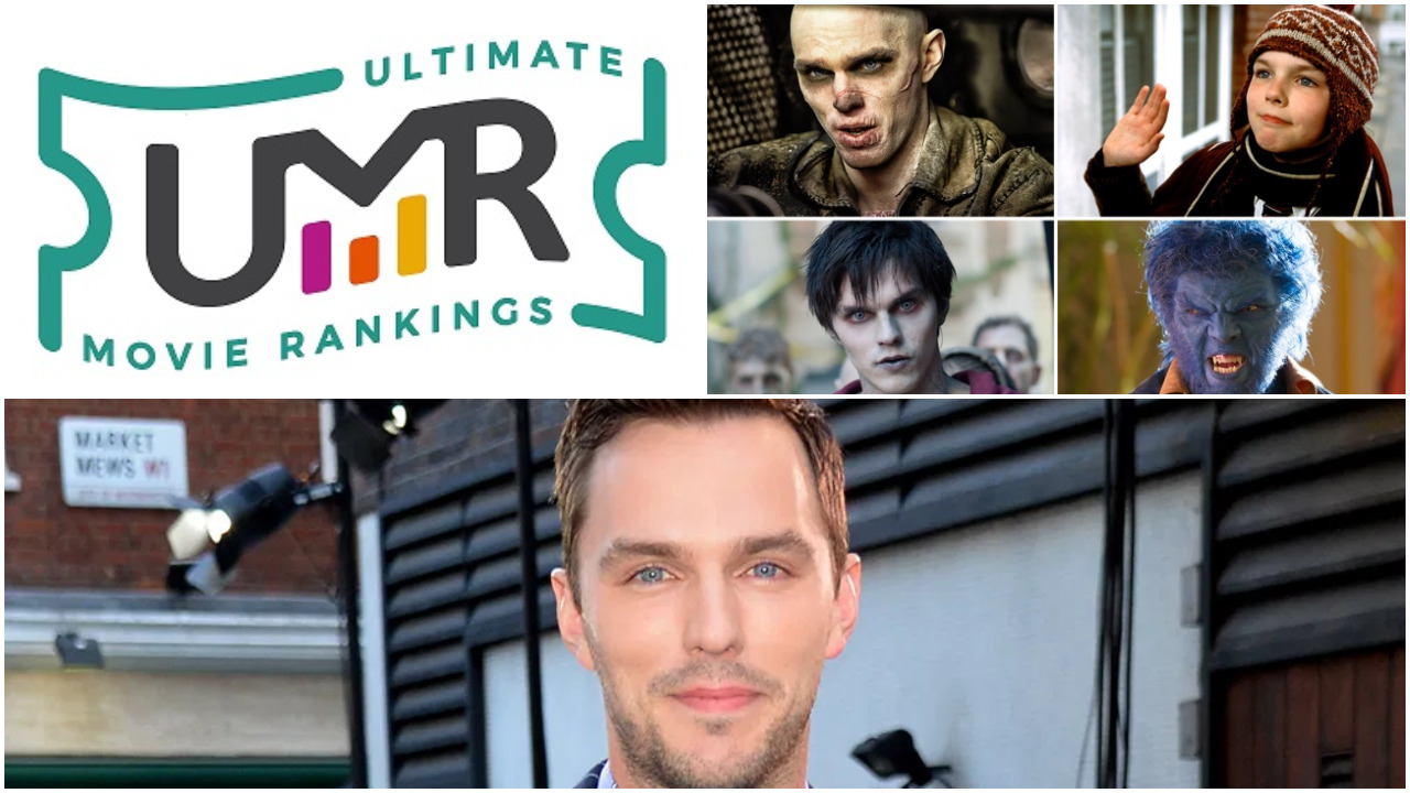 Nicholas Hoult Movies | Ultimate Movie Rankings