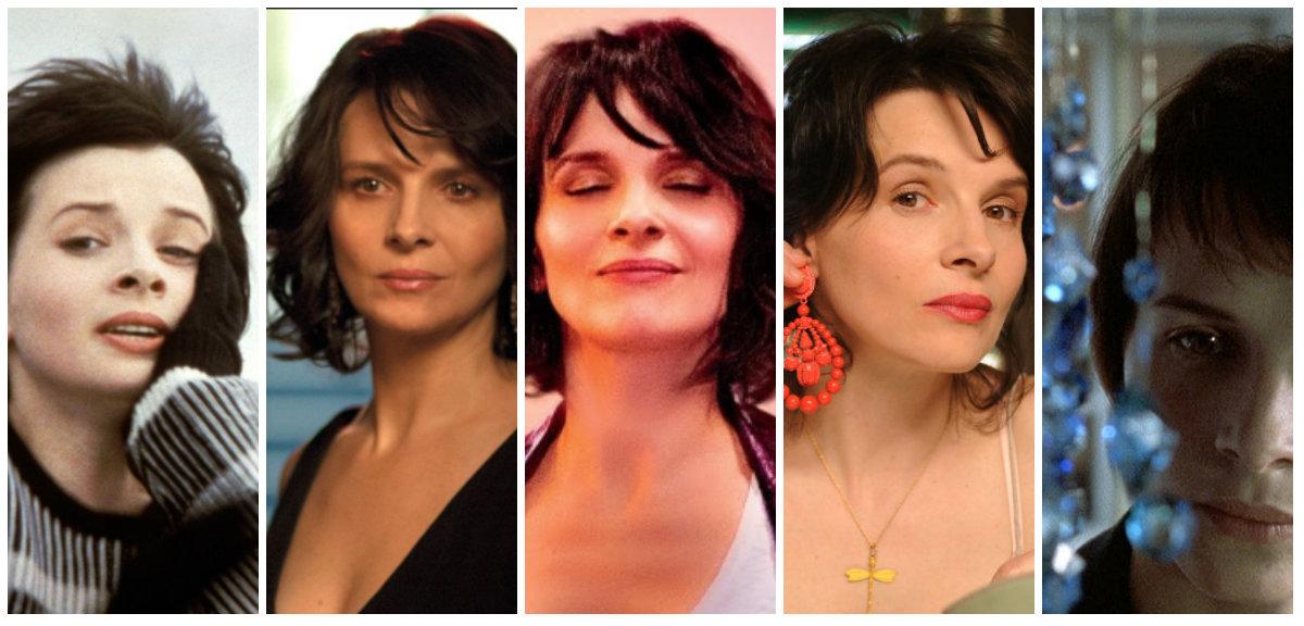 Juliette Binoche Filme